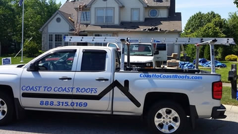 Coast To Coast Contractors Storm Damage Roof Repair Replacement